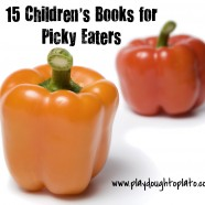 15 Children's Books for Picky Eaters