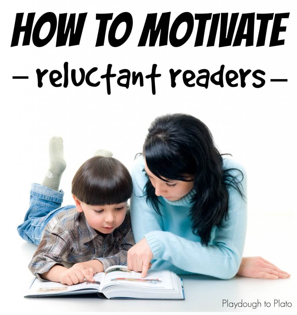 How to Motivate Reluctant Readers