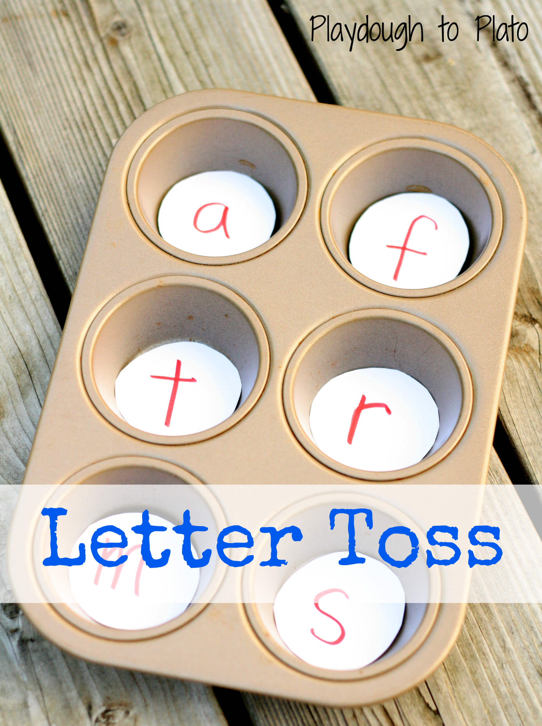 ABC Game: Letter Toss