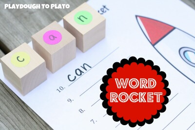 Word Rocket - Playdough To Plato