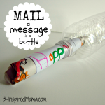 Mail a Message in a Bottle