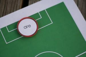 Sight Word Soccer