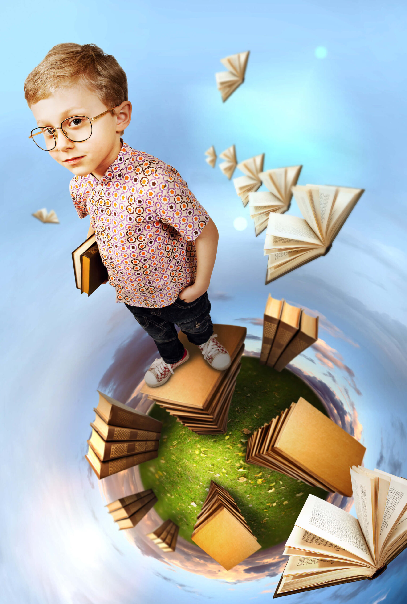 62 Kids' Books from Around the World