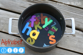 ABC Game: Alphabet Soup