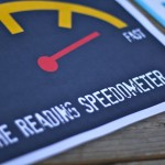The Reading Speedometer