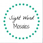 Sight Word Games: Sight Word Mosaics