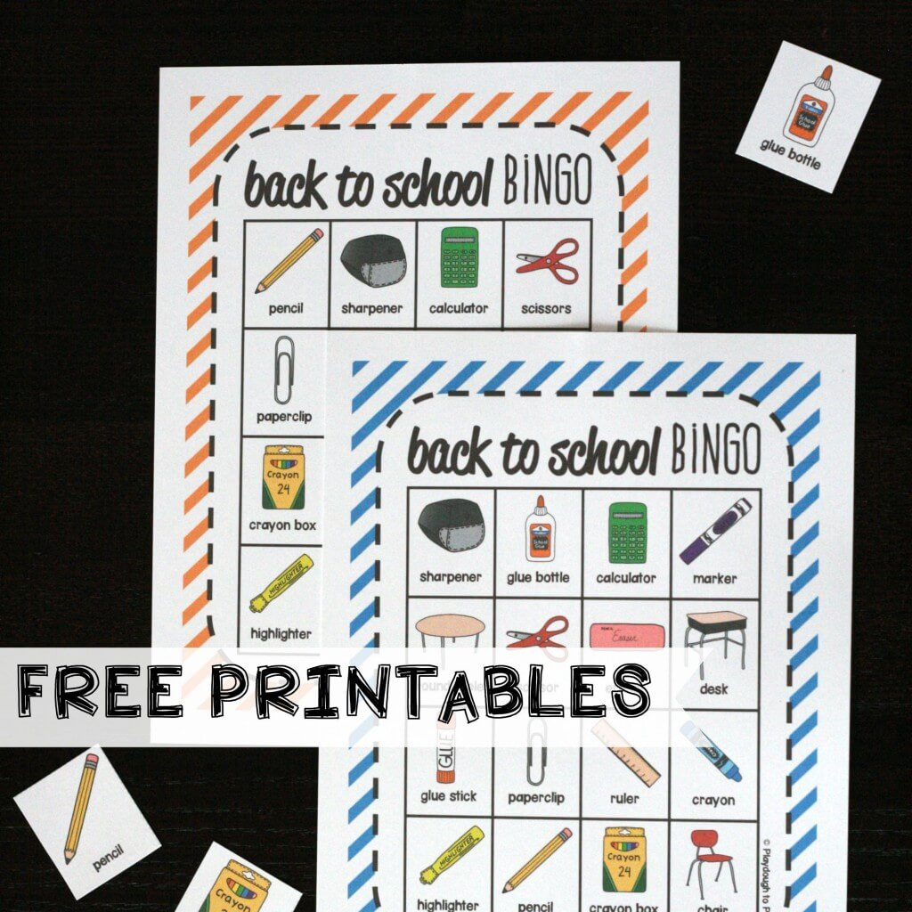 Free Printables on Playdough to Plato. Loads of awesome freebies!