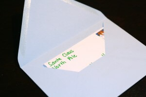 How to Get a Letter From Santa in the Mail