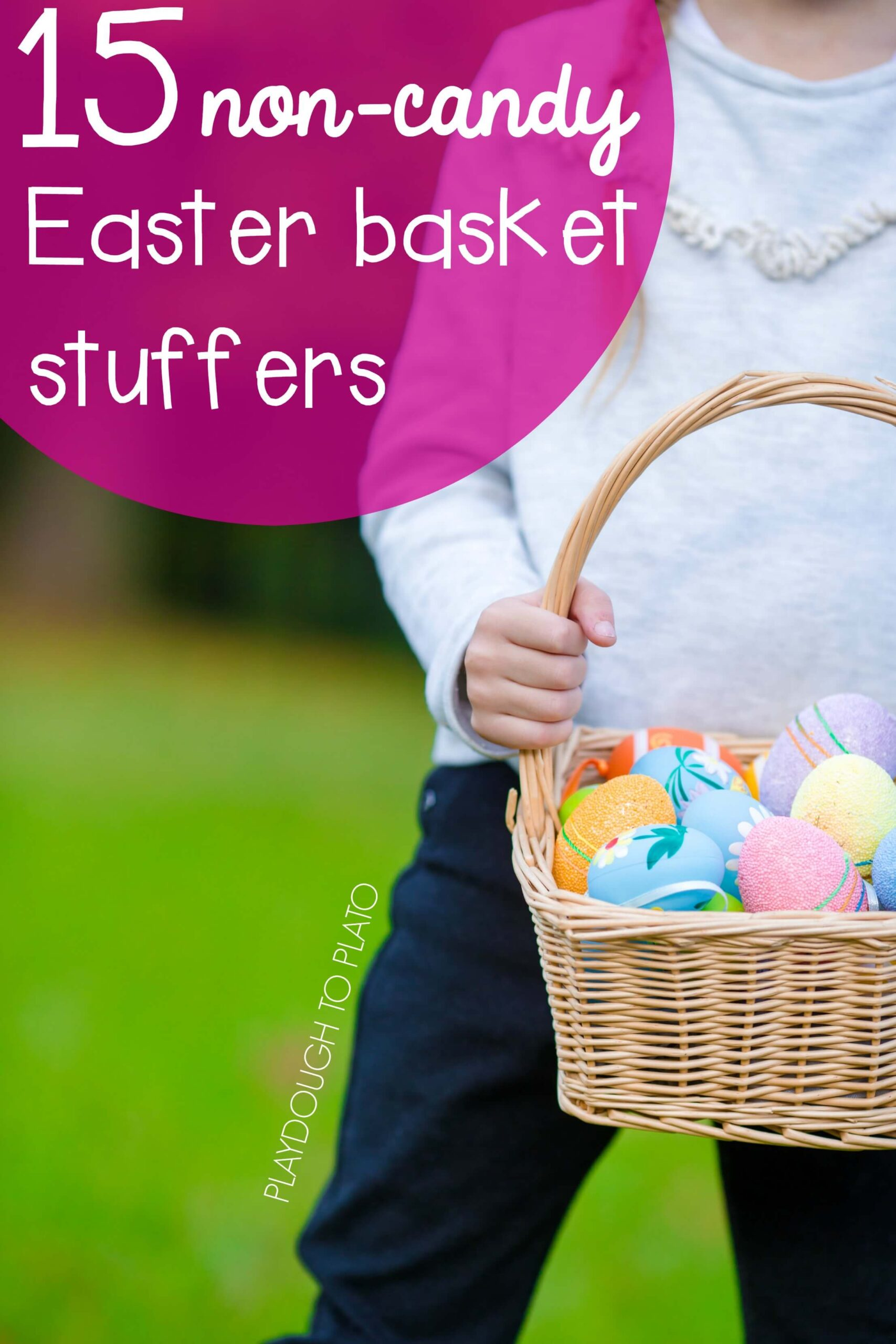 15 Non-Candy Easter Basket Stuffers