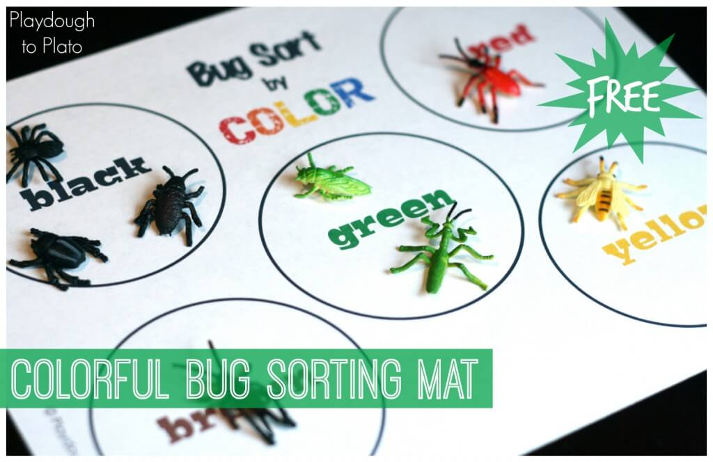 21 Cool Bug Activities For Kids Playdough To Plato