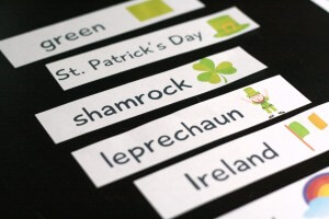 St. Patrick's Day Writing Activity Pack