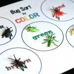Free Printable Bug Sort