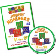 Giveaway: Heidi's Jumpin Numbers Vol 1 and 2