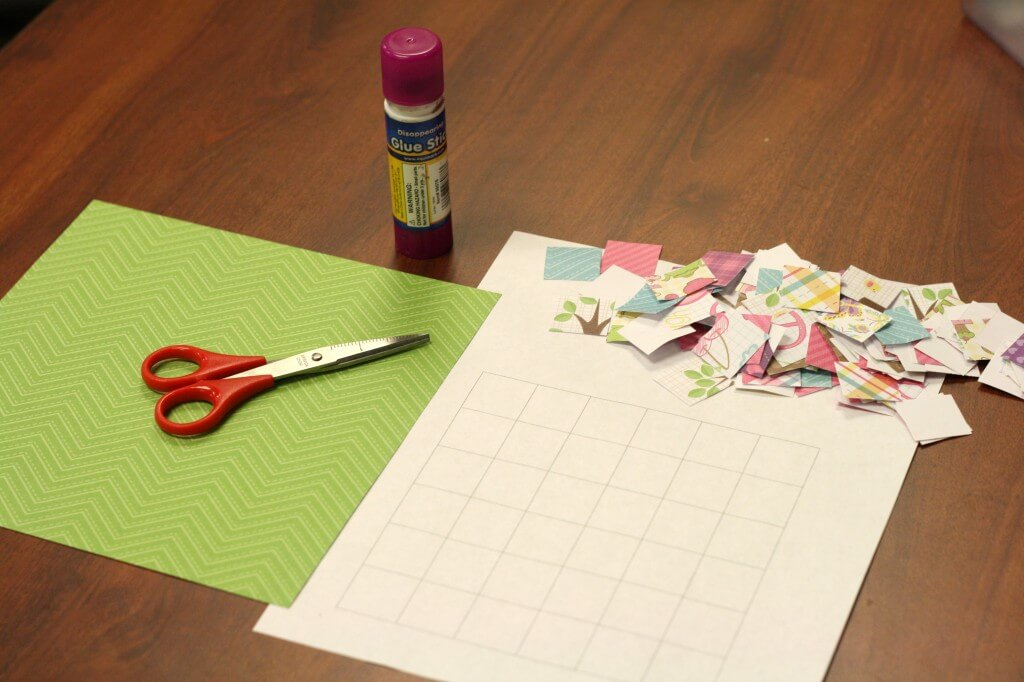 American Girl Paper Quilts {Playdough to Plato}