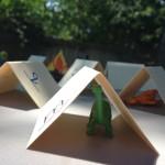 Campsite Letters