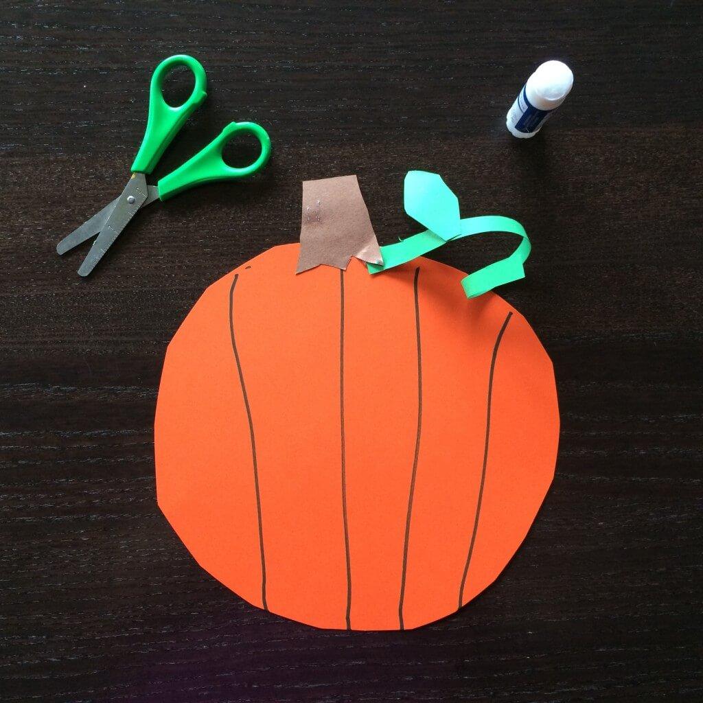 5 Little Pumpkins Glyph