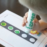 Free Printable Alphabet Activity Pack. {Playdough to Plato}