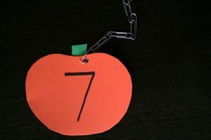 Pumpkin Paper Clip Vines