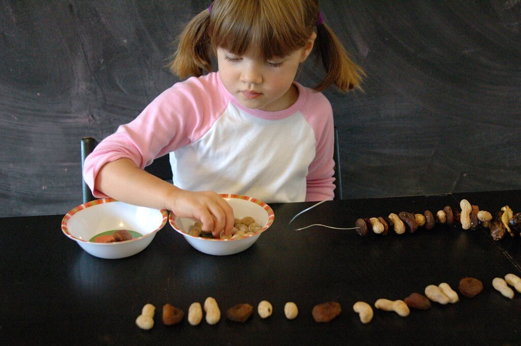 Sneaky Squirrel's Snack Patterns {Playdough to Plato}