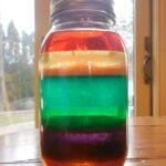 Science for Kids: Rainbow Jar