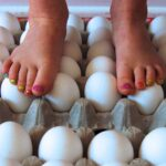 Kids' Science: Walking on Eggs