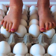 Kids' Science Experiment: Walking on Eggs
