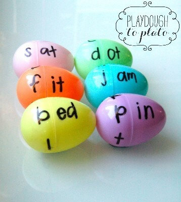 Egg Word Families 2