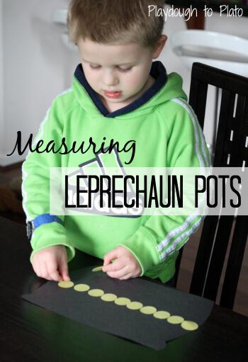Measuring Leprechaun Pots