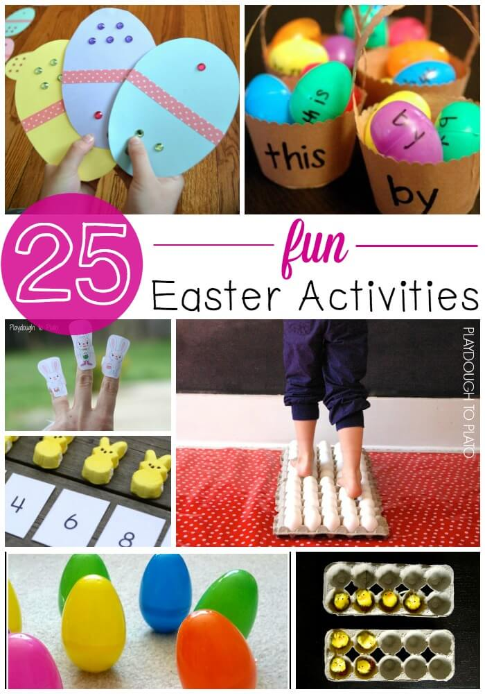 25 Must-Try Easter Activities for Kids.