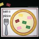 Build a Sight Word Pizza!