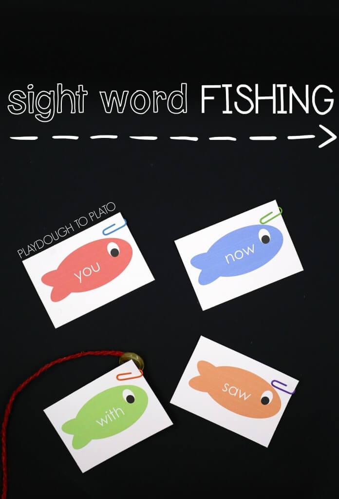 Sight Word Fishing!