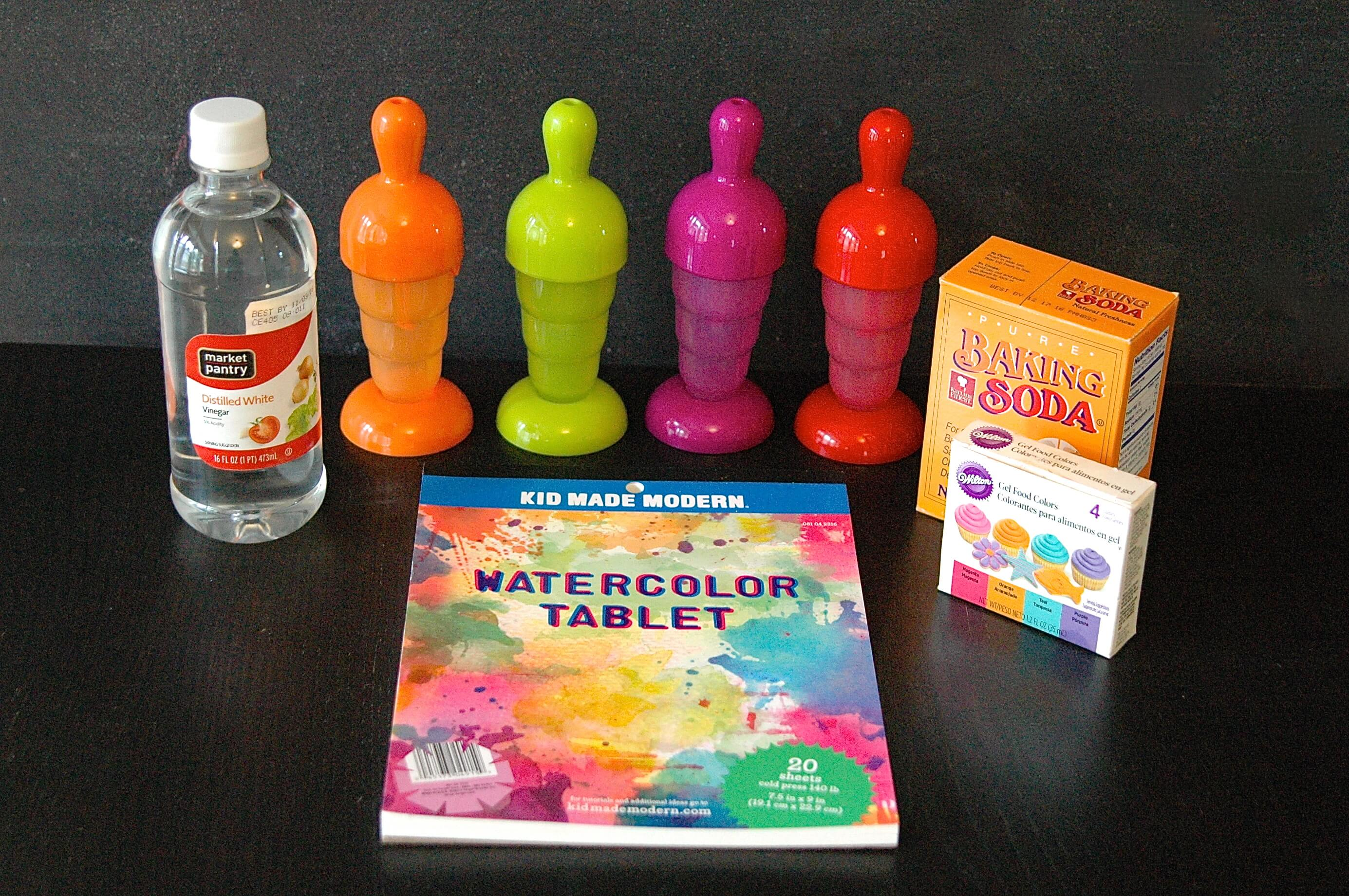 Magic Fizzing Popsicle Paint Playdough To Plato