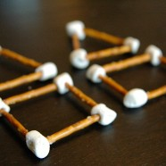2D Shapes: Marshmallow Geometry