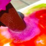 Kids' Science: Magic Fizzing Popsicle Paint