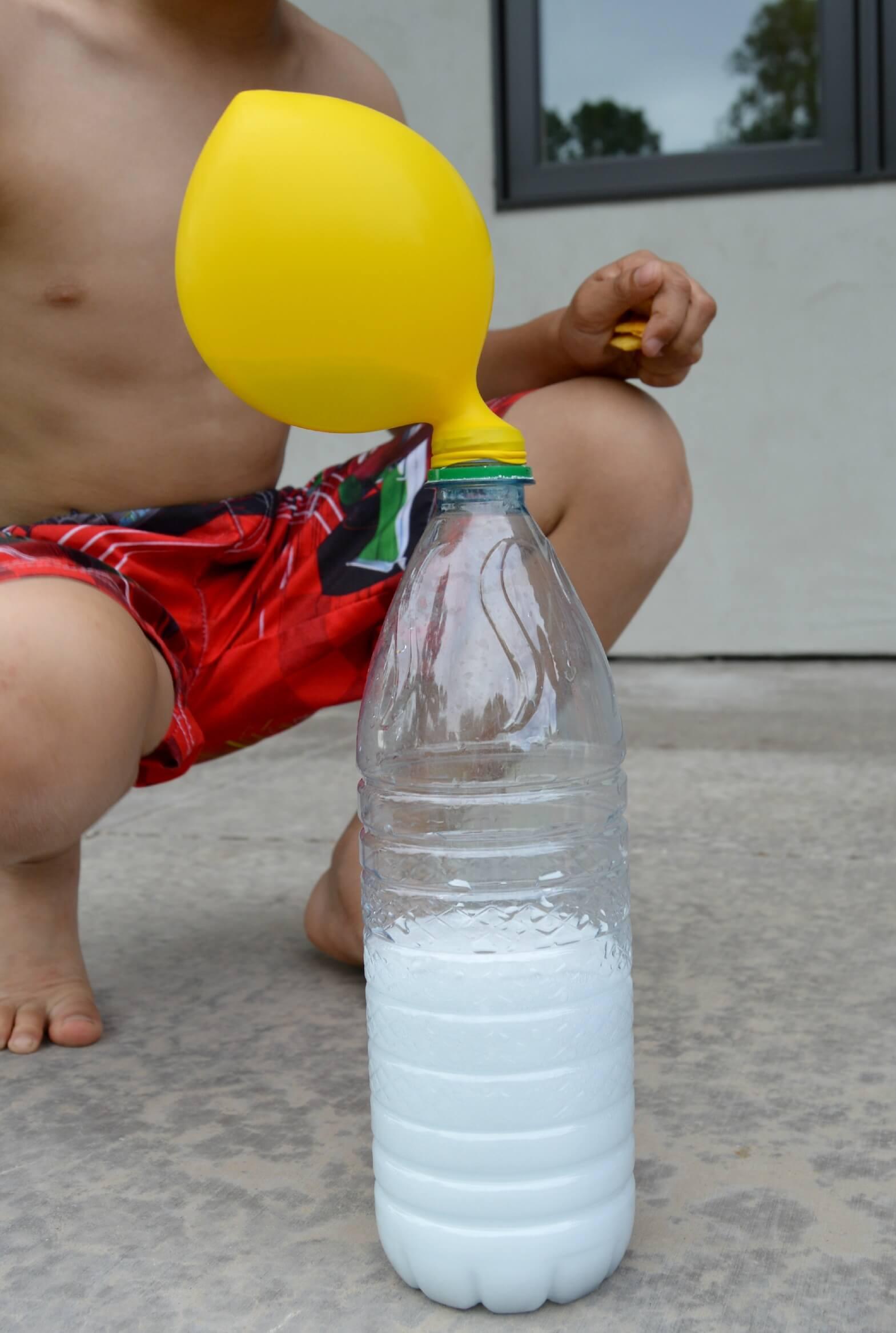 Magic Balloons - Playdough To Plato