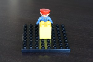 Where's LEGO Man?