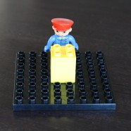 LEGO Game: Where's LEGO Man?
