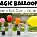 Make balloons magically inflate.