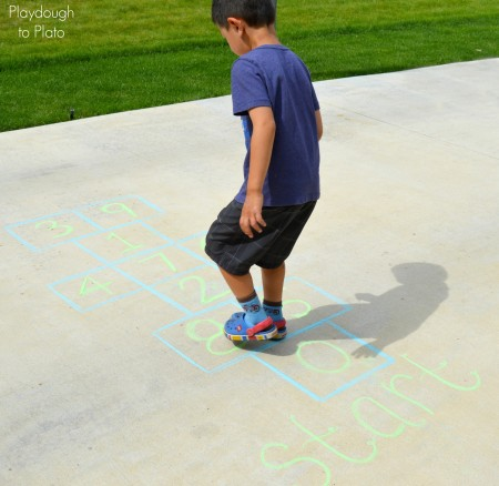 4 Tricks for Learning Phone Numbers. {Playdough to Plato}
