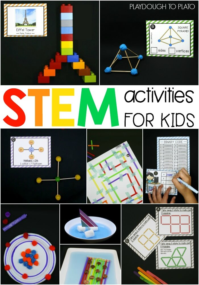 Stem activities for primary schools pdf