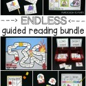 Endless Guided Reading Bundle
