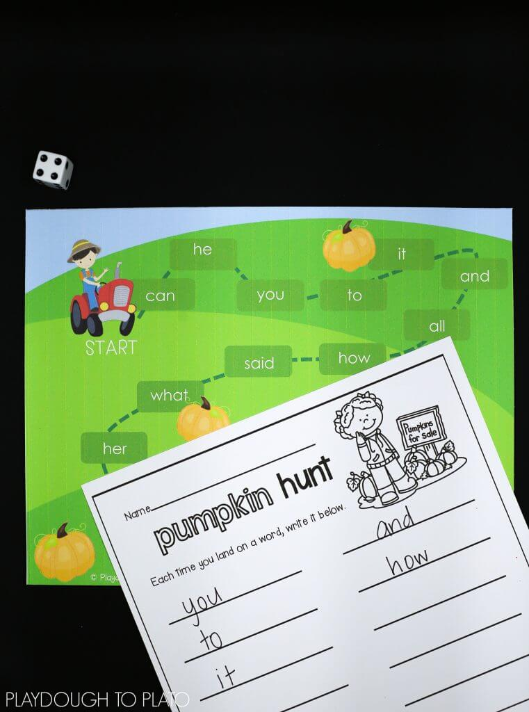 Pumpkin Activity Pack-22