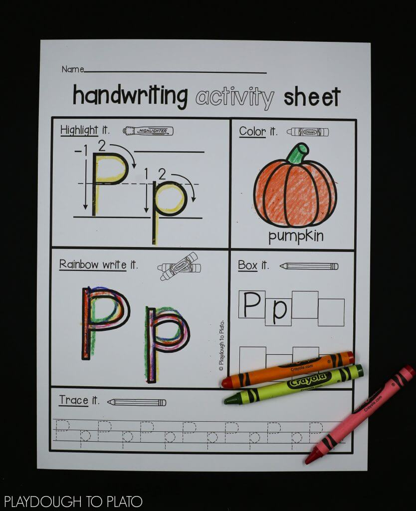 Pumpkin Activity Pack-24
