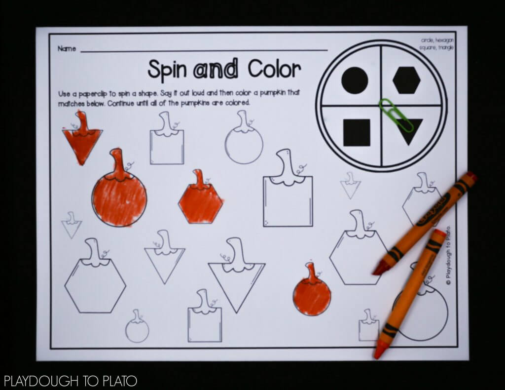 Pumpkin Activity Pack-7
