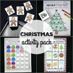 Christmas Activity Pack Square