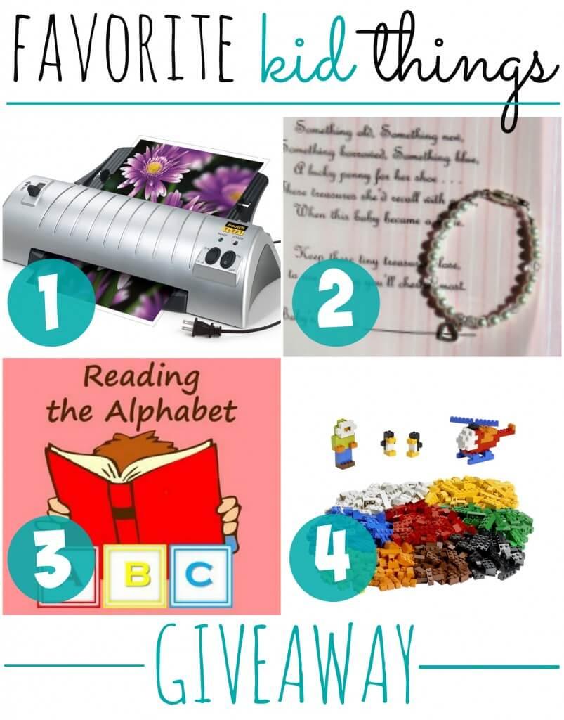Favorite Kid Things
