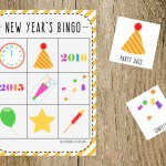 New Year's Eve Bingo
