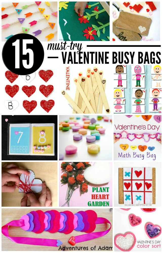 Valentine's Day Number Book