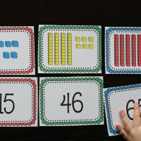Awesome! FREE place value concentration.