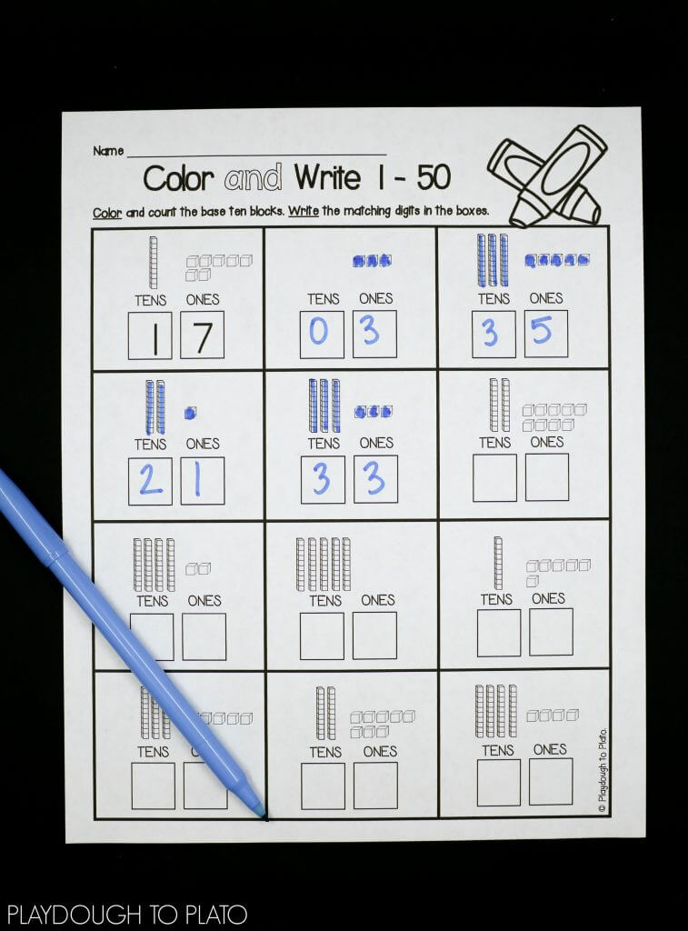 color-and-write-numbers